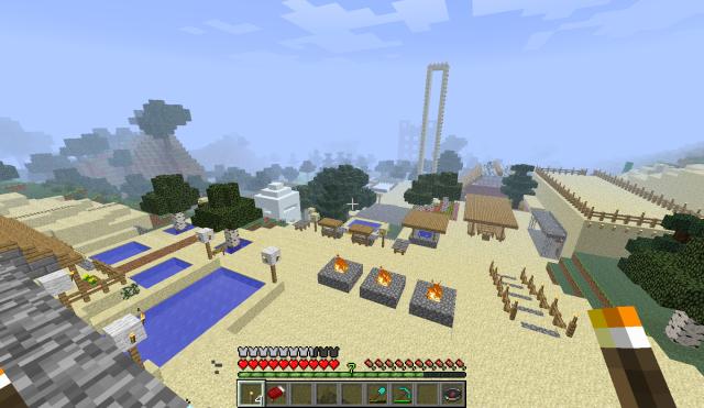 Minecraft Steff's World 1.0